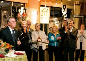 Ken Stoudt of  event sponsor StoudtAdvisors reflects on 15 years of creating the opportunity to change the lives of women and children experiencing homelessness.