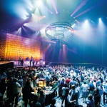 From developing the party's creative designcomponents to orchestratingtheir elaborate setup, the Lititz-based strategic partners Clair Global, TAIT Towers and Atomic Design were in their element.