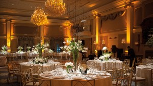 Megan's dreams came true: All she wanted was to have her reception at The Palace at Somerset (New Jersey).