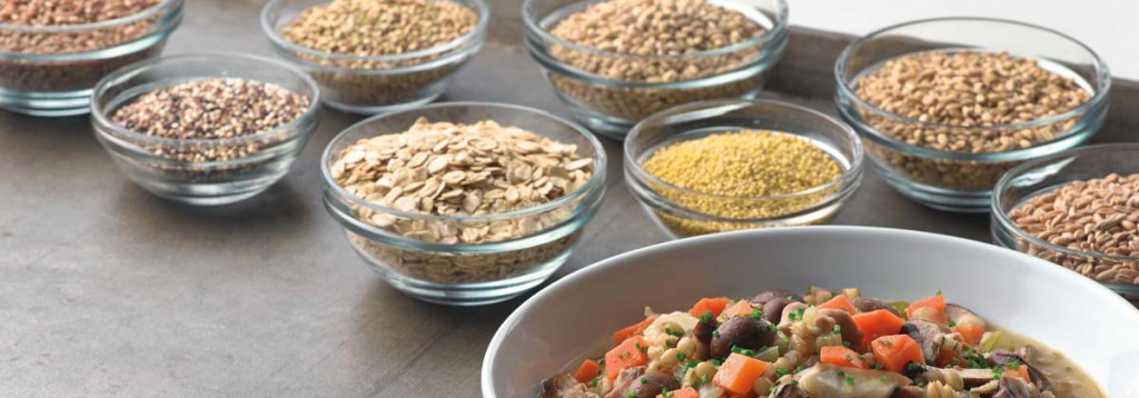 Go for the GRAINS!