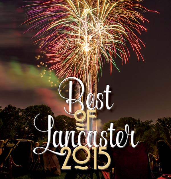 Dave Pidgeon was one of the runners-up in the Second Annual Instagram contest that is presented by Discover Lancaster in association with Paul Anater. His shot captures one of Lancaster's most beloved events: the fireworks show that follows the Fourth of July concert at Long's Park.