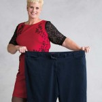 """A 100-pound weight loss enabled Deb to drop six dress/pant sizes. """"I have so much more energy now,"""" she reports. In addition, Deb was able to eliminate her meds regimen. Makeup by Judelyne St Riel."""