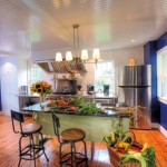 Taking a cue from ill-equipped and appliance-challenged rentals she has vacationed in over the years, Carol Heth designed a cooking-friendly kitchen for her Airbnb, Fairview Cottage.