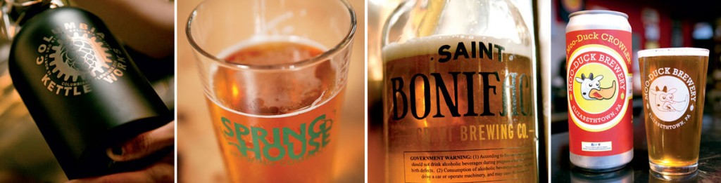 The State of Brewing  in Lancaster County