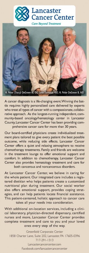 Lancaster-Cancer-Center