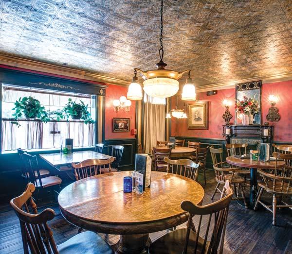 The Pub Exudes Charm Of Ireland And Marietta