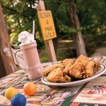Broasted chicken and ice cream treats, such as milkshakes, are on the menu at The Caddy Shack in Manheim.