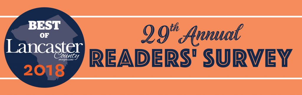 29th Annual Readers' Survey
