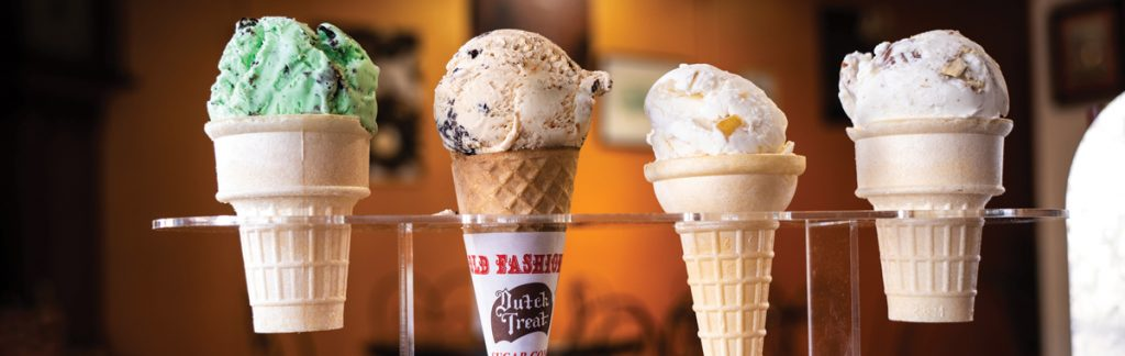 Miesse Candies is Sweet on Penn State Ice Cream