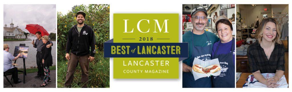 2018 Best of Lancaster