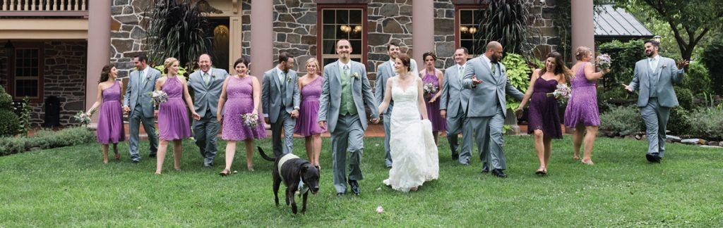Real Weddings:  Christy Moyer & Sam Yost