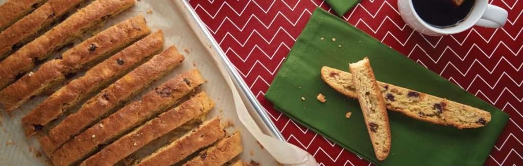 Holiday Baking with Infused Olive Oils