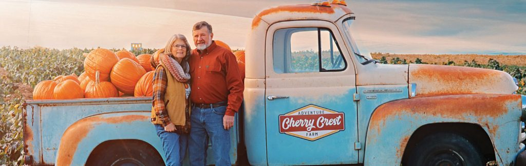Cherry Crest Adventure Farm: 25 Years and Acres of Agri-tainment