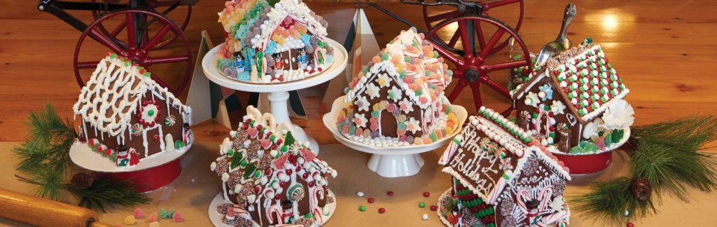 Building Christmas Fantasies