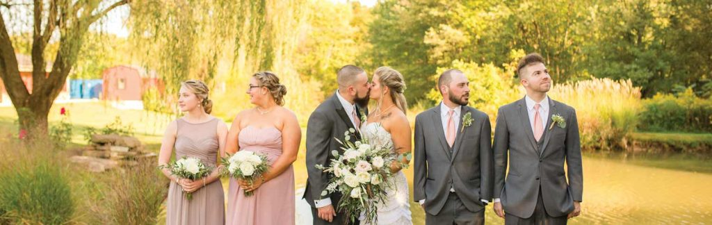 The Wedding of Nicole Austin and Doug Bernardini, September 27, 2019