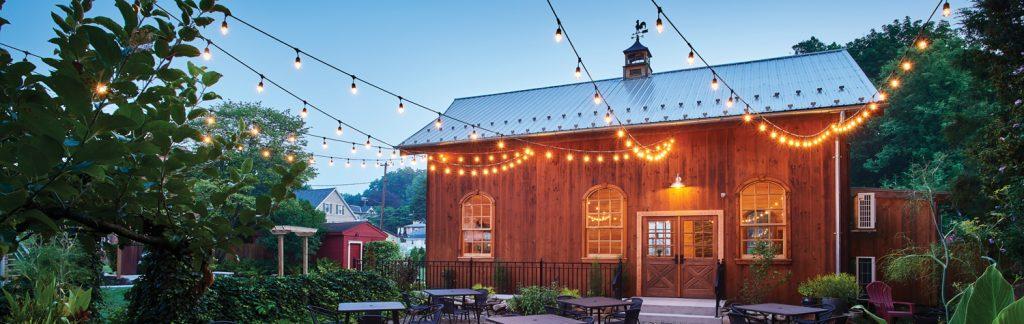 The Railroad House Inn: Full Steam Ahead