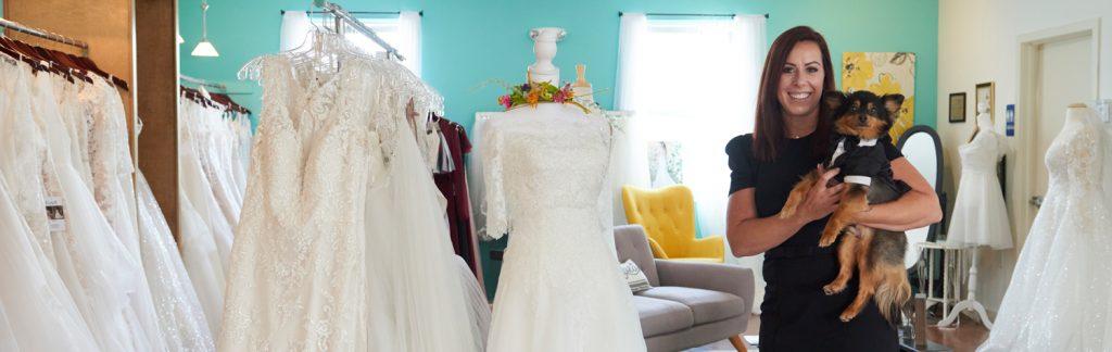 Tiffany Rupert: From Dress Whites to White Dresses