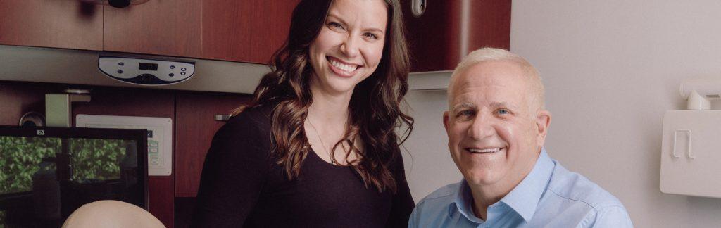 Dr. John Weierbach and Dr. Loren Genetti: Bonding a Professional Partnership